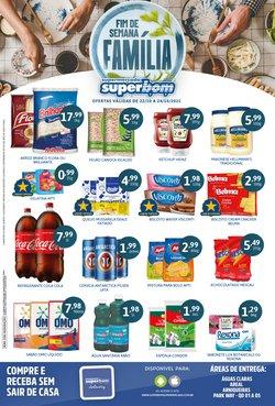 Catálogo Superbom Supermercado (  Publicado hoje)