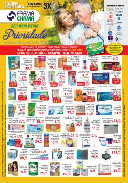Ofertas de Farmácias e Drogarias no catálogo Farma Chama (  Publicado hoje)