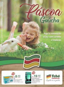 Ofertas Farmácias e Drogarias no catálogo Tchê Farmácias em Canoas ( 5 dias mais )