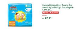 Promoção de Farmácia Dornela no folheto de Fortaleza
