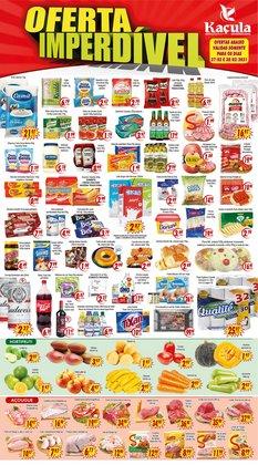 Catálogo Kaçula Supermercados ( Vence hoje )