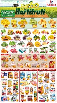 Catálogo Kaçula Supermercados (  Publicado hoje)