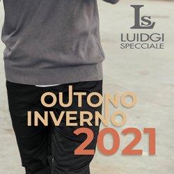 Ofertas de Luidgi Specciale no catálogo Luidgi Specciale (  Mais de um mês)