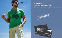 Promoção de Luidgi Specciale no folheto de Rio de Janeiro