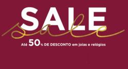 Promoção de Joalheria no folheto de Monte Carlo em Nova Iguaçu