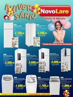 Ofertas de Casa e Decoração no catálogo NovoLare (  7 dias mais)