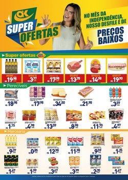Ofertas de OK Superatacado no catálogo OK Superatacado (  Vence hoje)