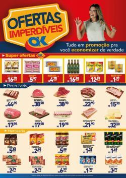 Ofertas de Supermercados no catálogo OK Superatacado (  Vence hoje)