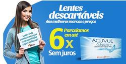 Promoção de Ótica Indaiá no folheto de Rio de Janeiro