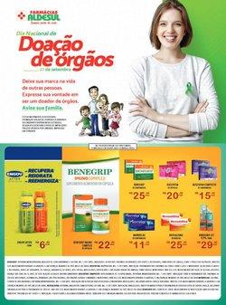 Ofertas de Farmácias e Drogarias no catálogo Farmácia Aldesul (  Publicado ontem)