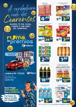 Ofertas de Supermercados no catálogo Rede uniforça (  Publicado hoje)