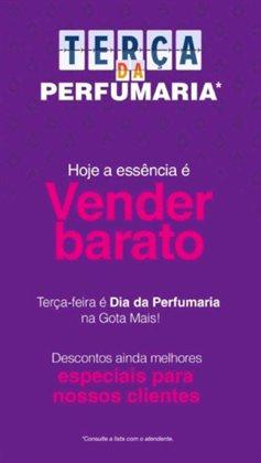 Catálogo Farmácia Gota mais ( Vencido )