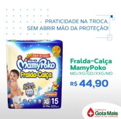 Promoção de Farmácia Gota mais no folheto de Fortaleza