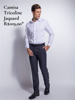 Ofertas Roupa, Sapatos e Acessórios no catálogo Cia do Terno ( 2 dias mais )