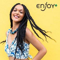 Ofertas de Enjoy no catálogo Enjoy (  19 dias mais)