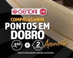 Cupom Gendai em Fortaleza ( 6 dias mais )