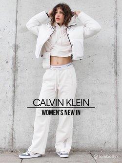 Ofertas de Calvin Klein no catálogo Calvin Klein (  Mais de um mês)