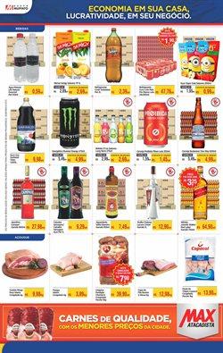 Promoção de Cerveja no folheto de Super Muffato em Presidente Prudente