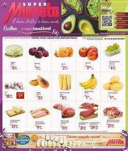 Ofertas Supermercados no catálogo Super Muffato em Curitiba ( 3 dias mais )