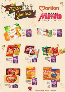 Ofertas de Super Muffato no catálogo Super Muffato (  4 dias mais)