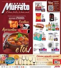 Ofertas de Super Muffato no catálogo Super Muffato (  7 dias mais)