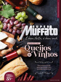 Ofertas de Super Muffato no catálogo Super Muffato (  3 dias mais)
