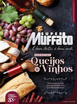 Ofertas de Super Muffato no catálogo Super Muffato (  Mais de um mês)