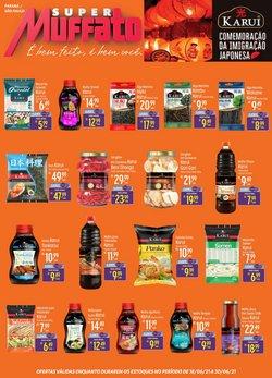 Ofertas de Supermercados no catálogo Super Muffato (  Publicado hoje)