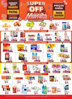 Ofertas de Supermercados no catálogo Super Muffato (  Publicado ontem)