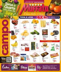 Ofertas de Supermercados no catálogo Super Muffato (  Vence hoje)