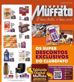 Ofertas de Super Muffato no catálogo Super Muffato (  2 dias mais)