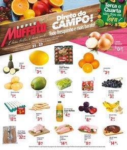 Ofertas de Super Muffato no catálogo Super Muffato (  Vence hoje)