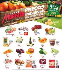 Ofertas de Supermercados no catálogo Super Muffato (  10 dias mais)