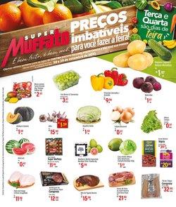 Ofertas de Super Muffato no catálogo Super Muffato (  11 dias mais)