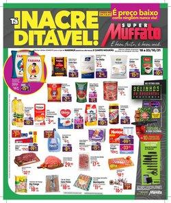 Ofertas de Supermercados no catálogo Super Muffato (  2 dias mais)