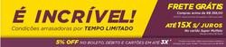 Promoção de Super Muffato no folheto de Cascavel