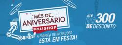 Promoção de Lojas de departamentos no folheto de Polishop em Magé