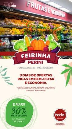 Ofertas de Supermercados no catálogo Perini (  Publicado hoje)