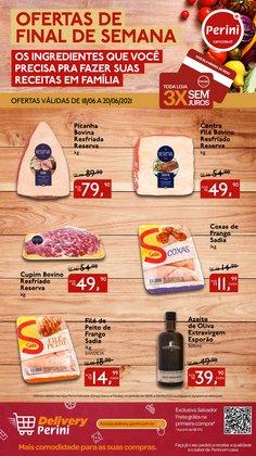 Ofertas de Supermercados no catálogo Perini (  Válido até amanhã)
