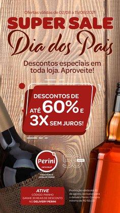 Ofertas de Perini no catálogo Perini (  Publicado hoje)