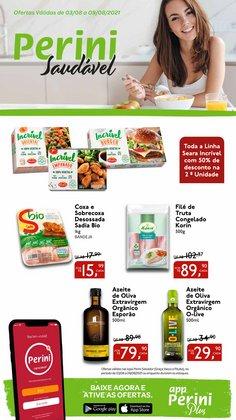 Ofertas de Supermercados no catálogo Perini (  Publicado ontem)