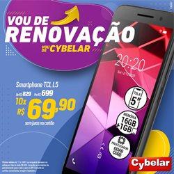 Ofertas Tecnologia e Eletrônicos no catálogo Cybelar em Santo André ( 2 dias mais )