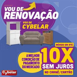 Ofertas Tecnologia e Eletrônicos no catálogo Cybelar em Diadema ( 4 dias mais )