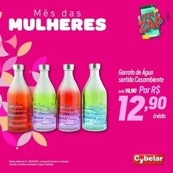 Ofertas Tecnologia e Eletrônicos no catálogo Cybelar em Carapicuíba ( 3 dias mais )