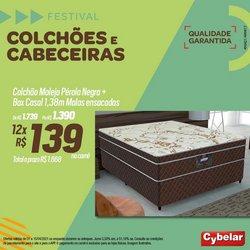 Ofertas Tecnologia e Eletrônicos no catálogo Cybelar em Sorocaba ( 5 dias mais )
