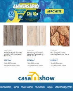 Ofertas de Casa Show no catálogo Casa Show (  3 dias mais)