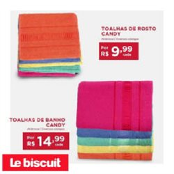 Ofertas Lojas de Departamentos no catálogo Le Biscuit em Fortaleza ( Vence hoje )