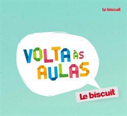 Catálogo Le Biscuit ( Válido até amanhã )