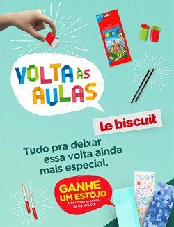 Ofertas Lojas de Departamentos no catálogo Le Biscuit em Lauro de Freitas ( Vence hoje )