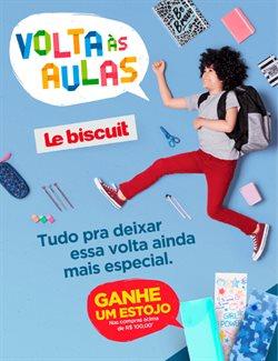Ofertas Lojas de Departamentos no catálogo Le Biscuit em Campinas ( Publicado a 3 dias )